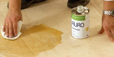 AURO Cleaning and care