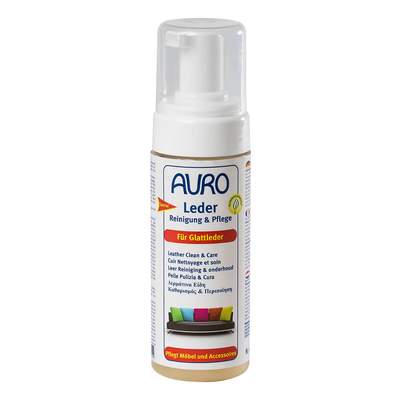 AURO Leather clean & care - No 673 - 0.15 liter