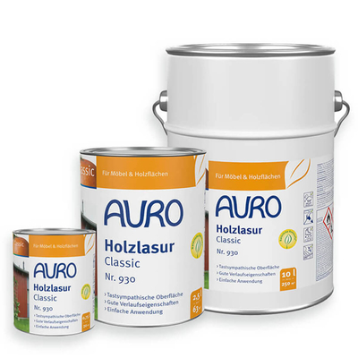 AURO Natural resin oil stain - Nr. 930