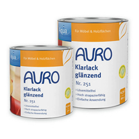 AURO Clear lacquer, glossy - Nr. 251