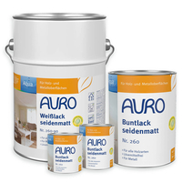 AURO Matt silk paint - Nr. 260