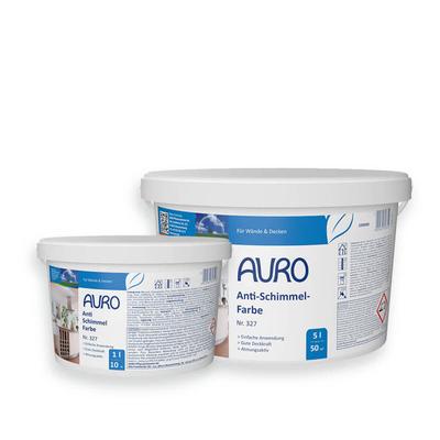 Auro Anti Schimmel Farbe Und Schimmelentferner Zur Schimmelbeseitigun