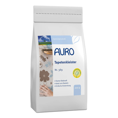 AURO Wallpaper Adhesive - No 389 - 0.2 liter