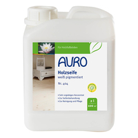 AURO Wood soap, white - Nr. 404 - 2 liter
