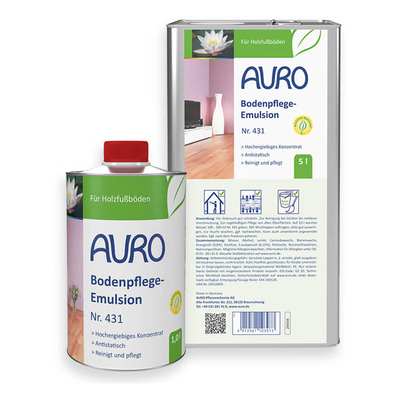 AURO Floor care emulsion - Nr. 431